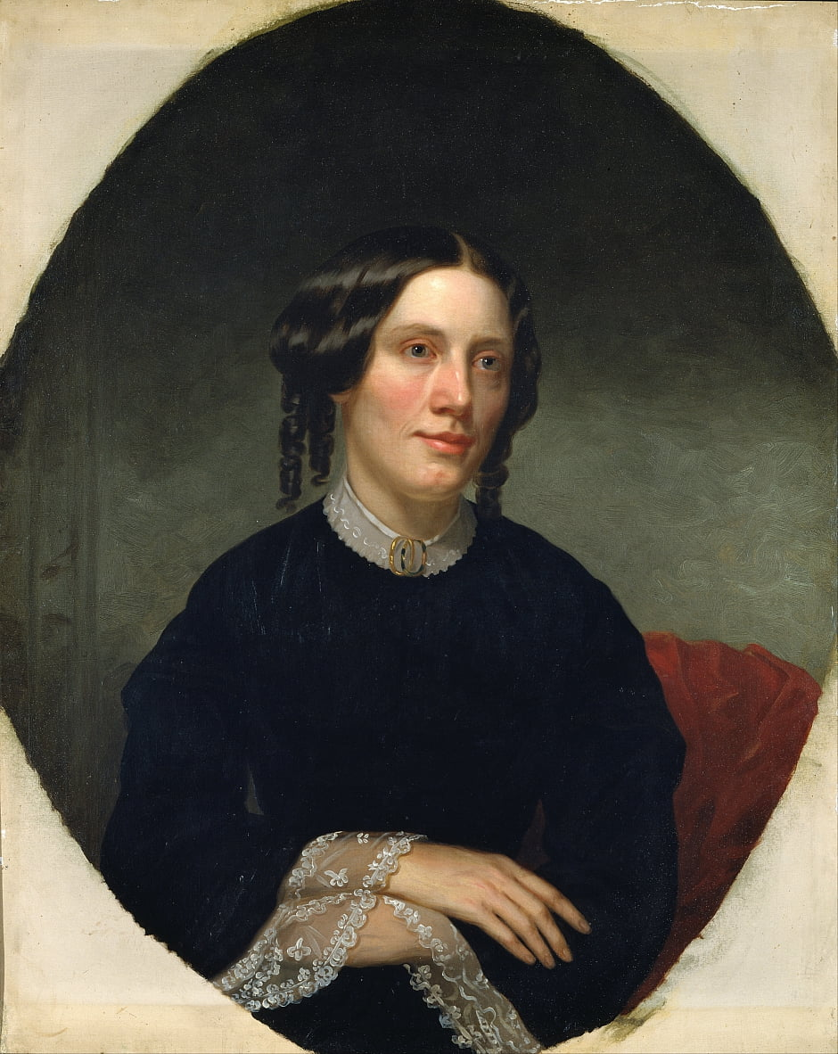 Harriet Beecher Stowe da Alanson Fisher