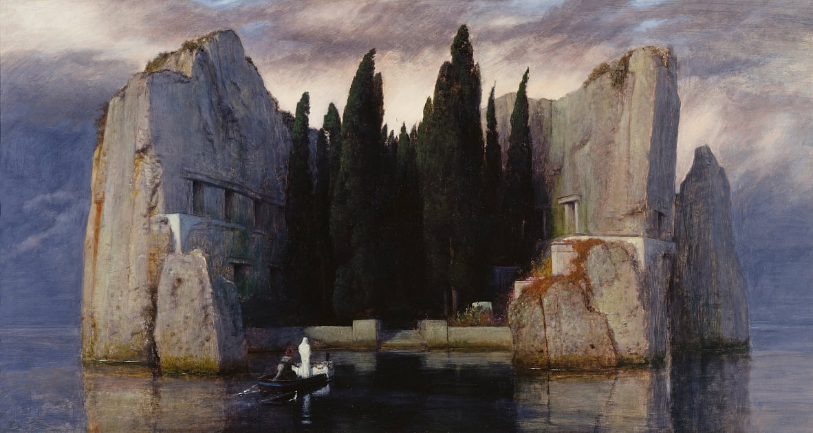 Isle of the Dead da Arnold Böcklin