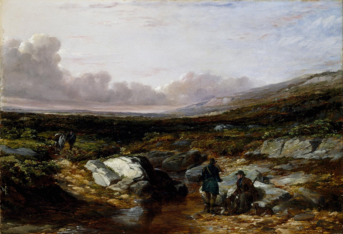 Deer Stalking in Scotland- Prepararsi da Arthur Fitzwilliam Tait