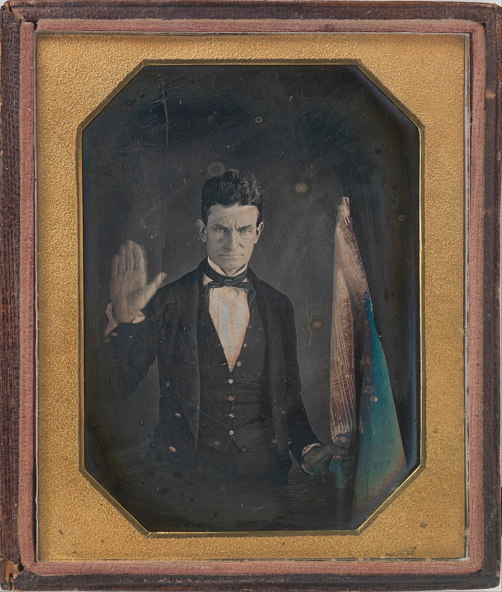 John Brown da Augustus Washington