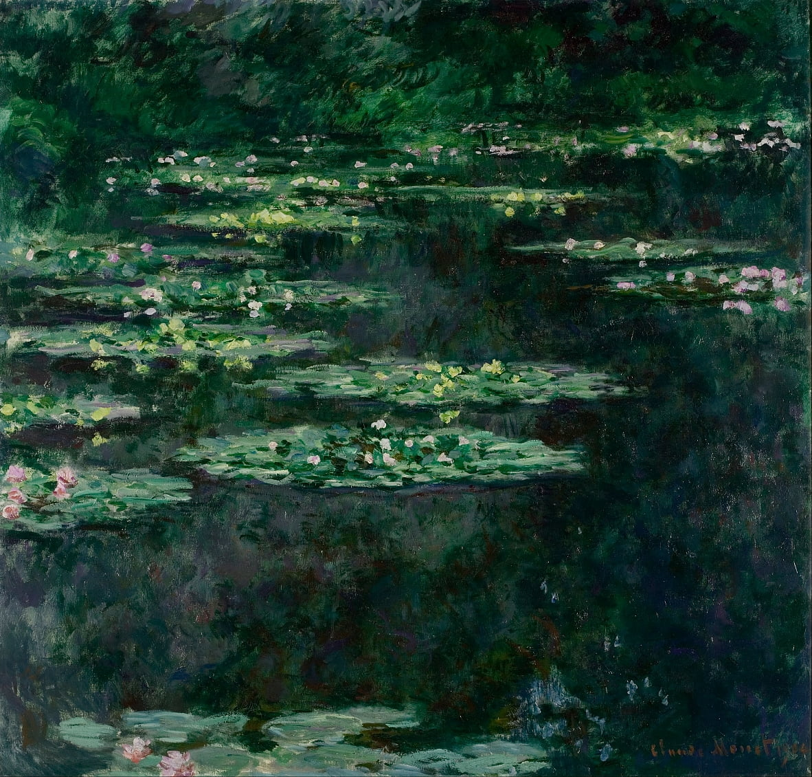 Ninfee da Claude Monet