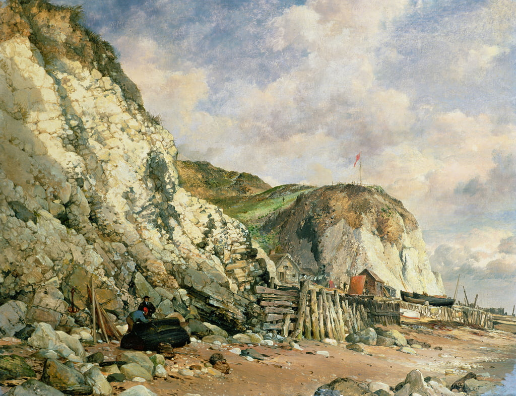 Bonchurch da Edward William Cooke
