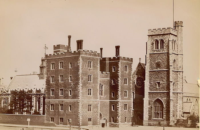 Lambeth Palace da English Photographer