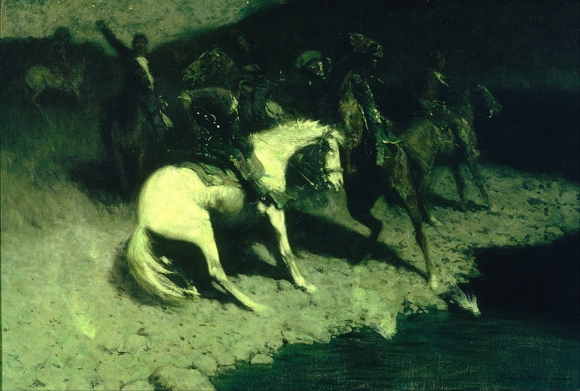 Sparato da Frederic Remington
