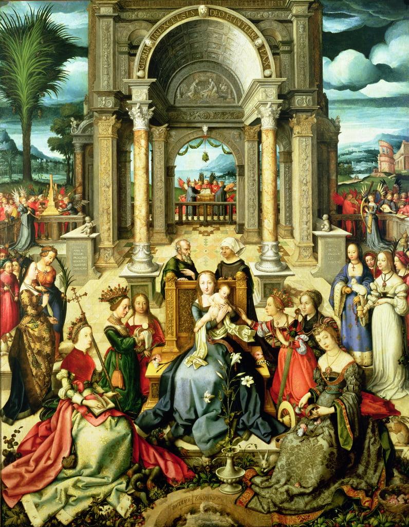 La Fontana della Vita da Hans Holbein the Elder