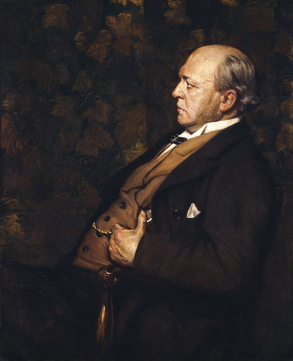 Henry James da Jacques Emile Blanche