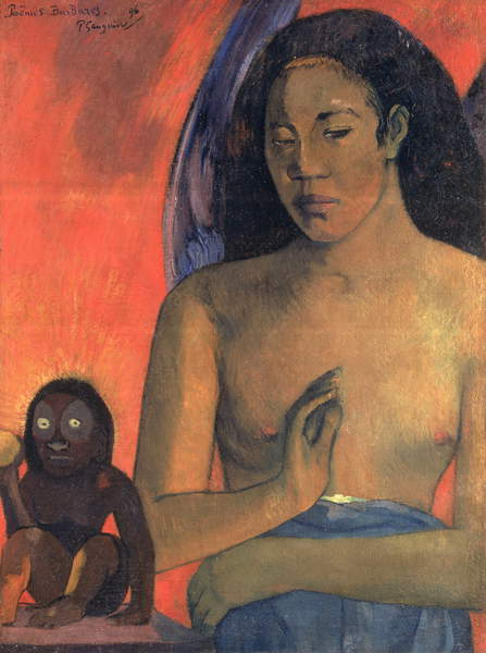 Savage Poems, 1896 da Paul Gauguin