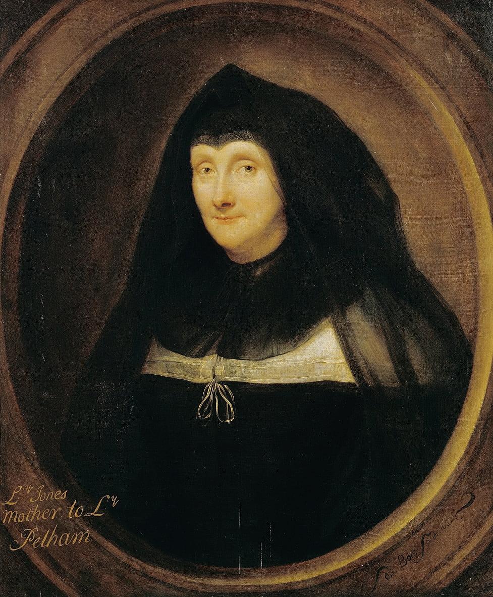 Elizabeth, Lady Jones da Simon Dubois