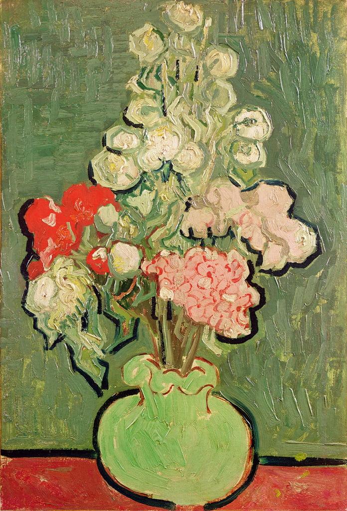 Mazzo Di Fiori Van Gogh.Mazzo Di Fiori 1890 Di Vincent Van Gogh