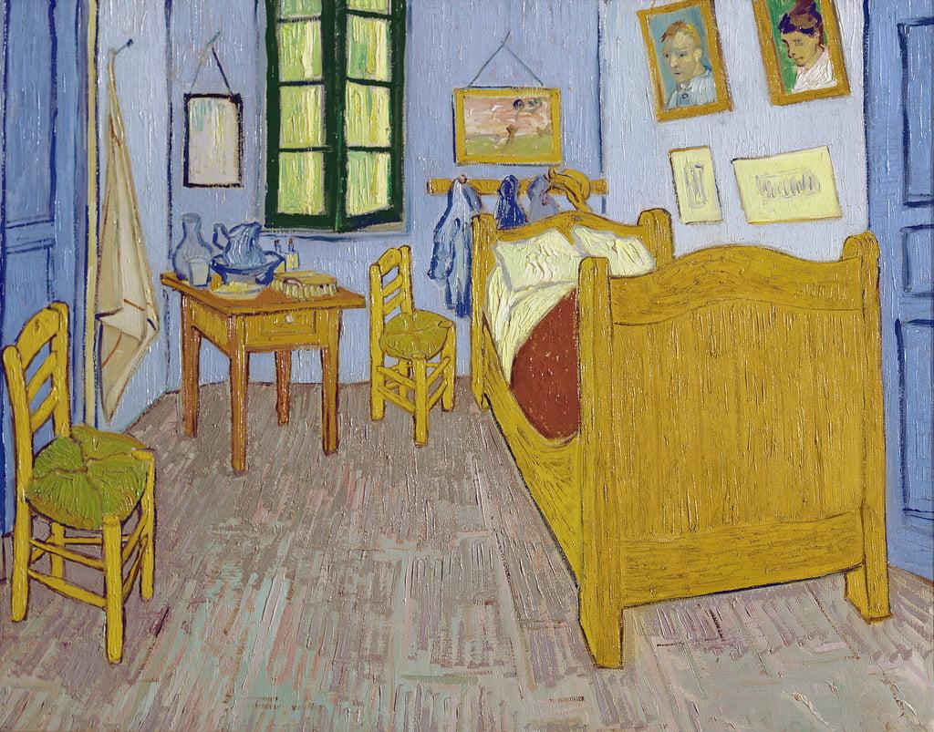 La camera da letto di van gogh ad arles 1889 - Van gogh la camera da letto ...